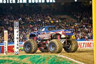 Advance Auto Parts Monster Jam Baton Rouge River Center