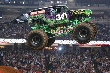 Advance Auto Parts Monster Jam « Raising Cane's River Center
