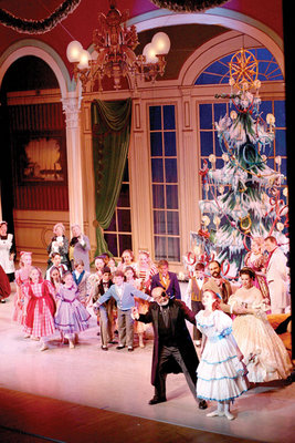 The Nutcracker Baton Rouge River Center
