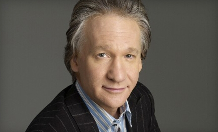 Bill Maher Baton Rouge River Center