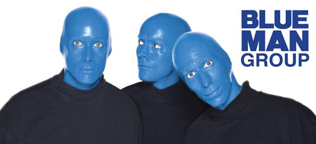 Blue Man Group Baton Rouge River Center