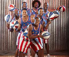 The Harlem Globetrotters Baton Rouge River Center
