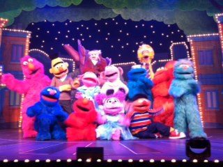 Sesame Street Live: Can't Stop Singing Baton Rouge River Center