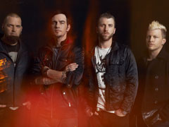 Three Days Grace, Shinedown & P.O.D.Baton Rouge River Center