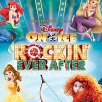 Disney on Ice Rockin' Ever After Baton Rouge River Center