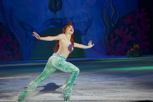 1. Disney on Ice: Rockin' Ever After