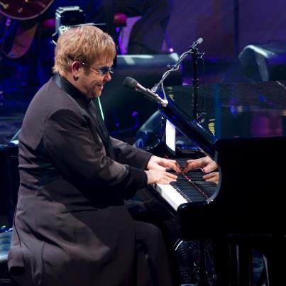 Elton John Baton Rouge River Center