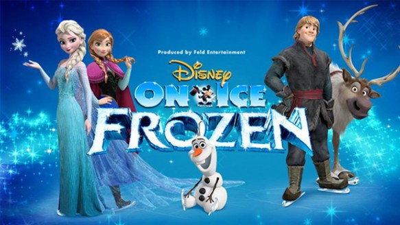 Disney On Ice: Frozen 1